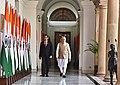 The Prime Minister, Shri Narendra Modi with the President of Indonesia, Mr. Joko Widodo, at Hyderabad House, in New Delhi on December 12, 2016.jpg