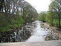 The River Ribble from the Footbridge at Horton in Ribblesdale - geograph.org.uk - 431161.jpg