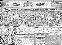 The Royal Feast of Belshazzar Blaine and the Money Kings (1884).jpg