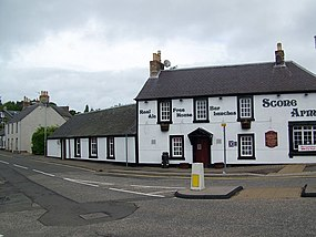 The Scone Arms, Scone - geograph.org.uk - 863542.jpg