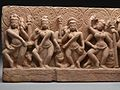 The Seven Mother Goddesses (Matrikas) Flanked by Shiva-Virabhadra and Ganesha, Lord of Obstacles LACMA M.80.157 (4 of 4).jpg