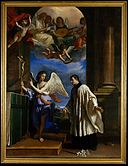 The Vocation of Saint Aloysius (Luigi) Gonzaga MET DT1956.jpg