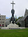 The War Memorial in Cathedral Sq, Christchurch, NZ.jpg