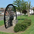 The Whitwick Colliery Winding Wheel - geograph.org.uk - 462017.jpg
