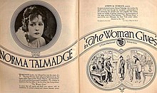 The Woman Gives (1920) - Ad 1.jpg