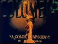 The end card of a Colour Rhapsody cartoon with cue mark, circa 1939 (Commons).png