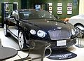 The frontview of 2nd generation Bentley Continental GT.JPG