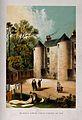 The house where David Livingstone was born, in Blantyre, Sco Wellcome V0018818.jpg