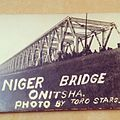 The opening of the Niger bridge,also know as the onitsha bridge which borders Asaba and Onitsha ,in southern and eastern Nigeria,the bridge was built between 1964-1965- 2014-05-22 23-38.jpg
