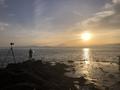 The sunset from Chigogafuchi in Enoshima island.png