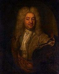 Portrait of Sir Matthew Decker, Bart
