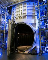 Thermal vacuum chamber