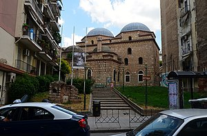 Alaca Imaret Mosque - Image: Thessaloniki (10)