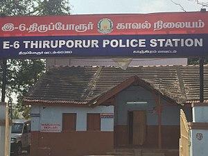 Thiruporur