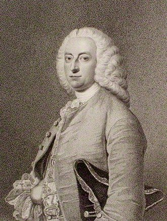 Villiers family - Thomas Villiers, 1st Earl of Clarendon (1709–1786)