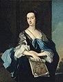 Thomas Hudson - Lady Elizabeth Yorke, Lady Anson, Holding a Drawing of Dante by Carlo Dolci.jpg