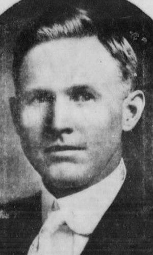 Thomas J. Mabry - Carizozo News, November 1, 1918.