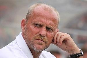 Trainer Thomas Schaaf - SV Werder Bremen (3)