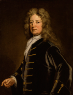 Thomas Wharton, 1st Marquess of Wharton English politician