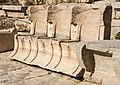 Three stone thrones Dyonisos Theater Athens Greece.jpg