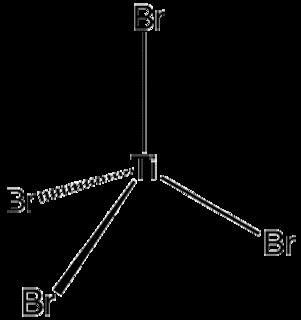 Titanium tetrabromide Chemical compound