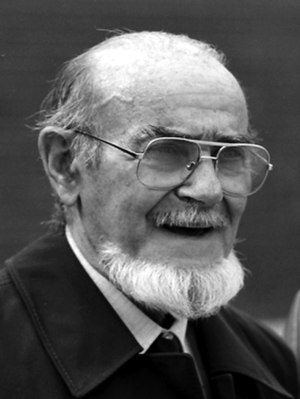 Tibor Sekelj - Tibor Sekelj in 1983