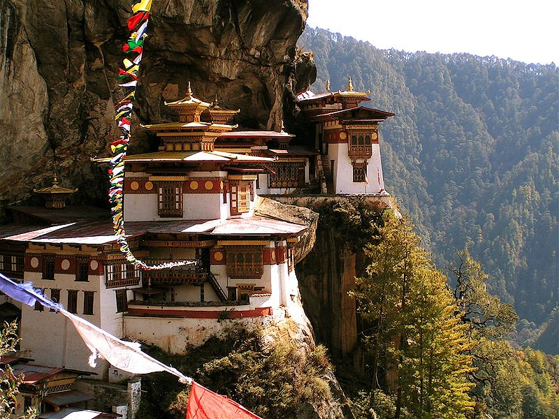 File:Tigernest (Taktsang)-Kloster in Bhutan.jpg