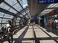 Tikkurila new railway station from the inside.jpg