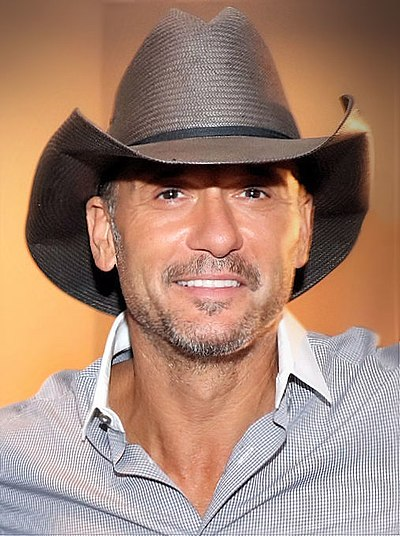 Picture of a band or musician: Tim Mcgraw