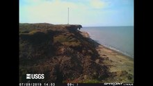 File:Time-lapse video of bluff erosion on Barter Island, Alaska.webm