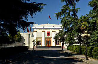 Politics of Albania - The Kuvendi serves as the seat of the Parliament of Albania.