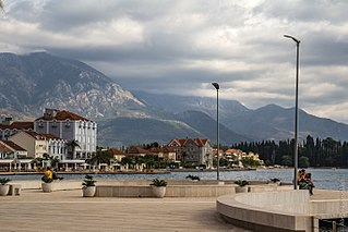 Tivat Town and municipality in Tivat Municipality, Montenegro