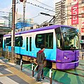 Tokyo Toden 8800 series at Otsuka Station 2020-07-26.jpg