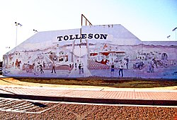 Tolleson, Arizona.