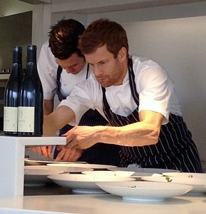 Tom Aikens - Image: Tom Aikens 2012