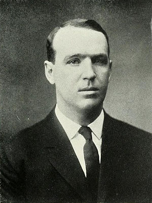 Tom Keady - Keady pictured in The Epitome 1916, Lehigh yearbook