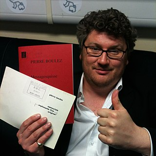 Tom Service British classical music presenter and journalist