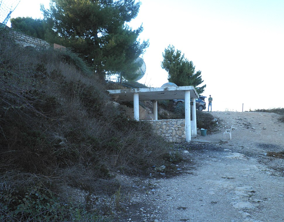 Tomb of Tannaim Abaye and Rava ap 005