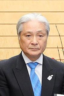 Tomikazu Fukuda Japanese politician