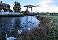 Top Lane bascule bridge across the New Junction Canal - geograph.org.uk - 643242.jpg