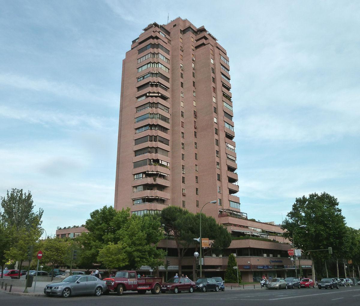 Torre del retiro wikipedia la enciclopedia libre for Oficinas pelayo