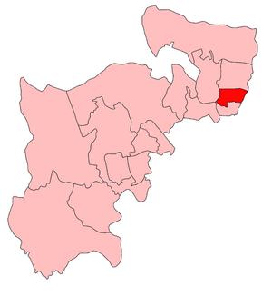 Tottenham North (UK Parliament constituency) - Tottenham North in Middlesex, 1918-50