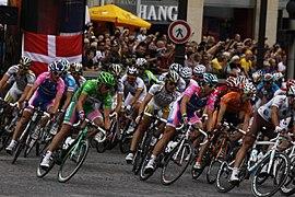 Tour de france 2010 - Champs Elysées n10