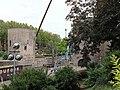 Tournai (Doornik) — Le Pont des Trous vu du Jardin de la Reine.jpg