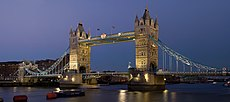 Tower Bridge London Dusk Feb 2006.jpg
