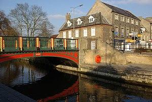 Thetford - Image: Town Bridge, Thetford geograph.org.uk 634898