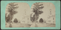 Town Hall, West view, Westbury, N.Y, from Robert N. Dennis collection of stereoscopic views.png