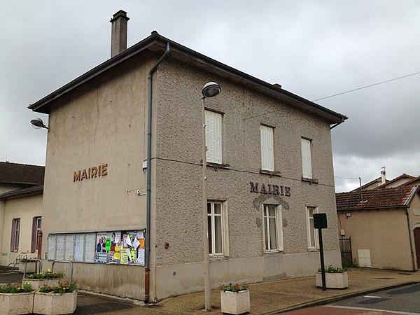 Photo de la ville Saint-Maurice-de-Gourdans