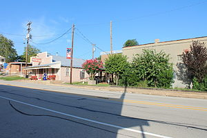 Burton, Texas - Image: Town of Burton 2