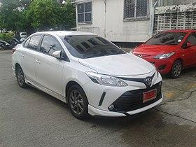 Toyota Vios (XP150) 1.5 E Front